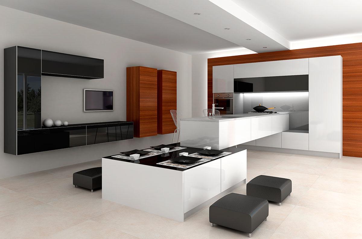 Lema Amoblamientos Cocinas # Muebles Lema Rosario