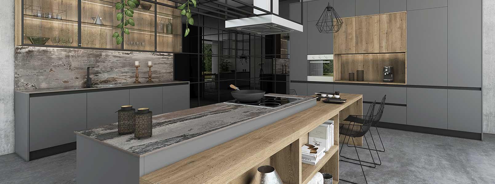 Cocina Muebles De Cocina Rosario Galer A De Fotos De  # Muebles Lema Rosario